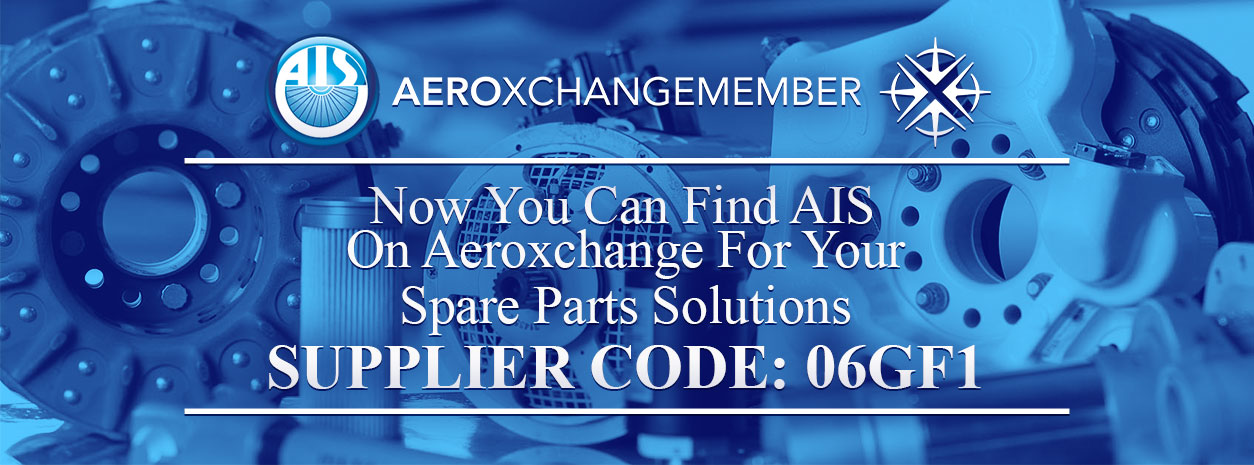 Now you can find Aero Industrial Sales on AEROXCHANGE! Supplier Code:06GF1